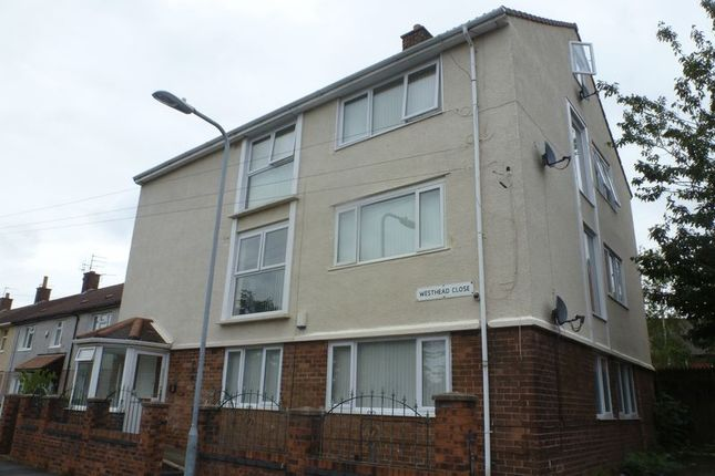 Block of flats for sale in Westhead Close, Kirkby, Liverpool