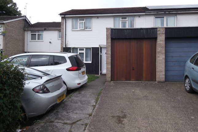 Thumbnail Semi-detached house to rent in Bath Street, Leicester