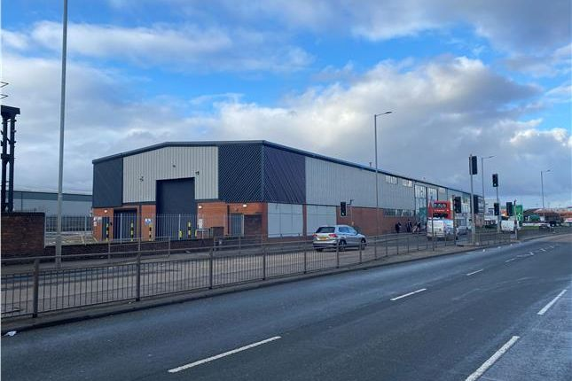 Thumbnail Industrial to let in & 3 Medina Park, Stoneferry Road, Hull