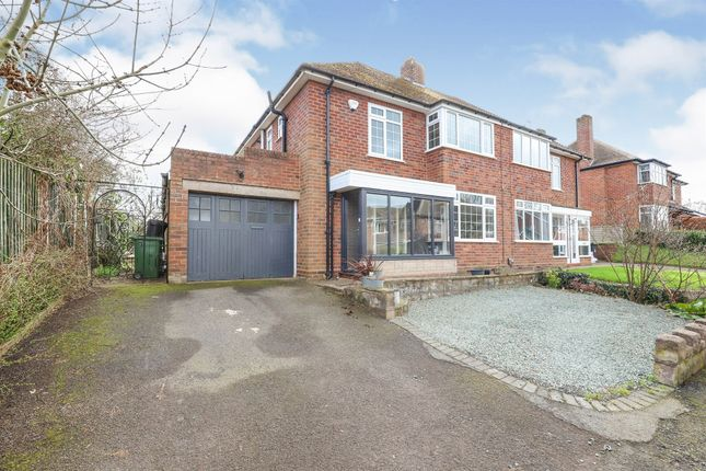 Thumbnail Semi-detached house for sale in Lynwood Avenue, Kingswinford
