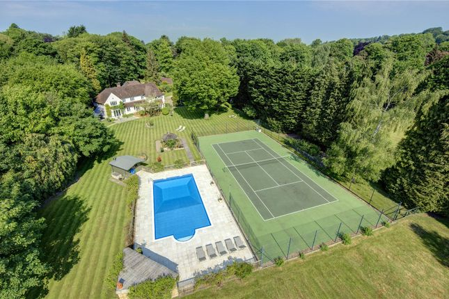 Thumbnail Detached house for sale in Loudwater Drive, Loudwater, Rickmansworth, Hertfordshire