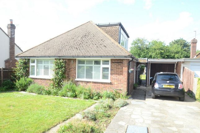 Thumbnail Detached bungalow for sale in Orchard Rise, Shirley, Croydon, Surrey