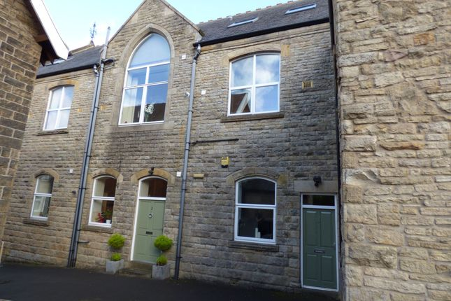Thumbnail Flat for sale in Chapel Street, New Mills, High Peak