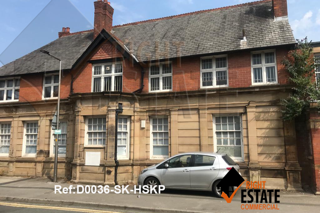 Thumbnail Flat for sale in 5 High Street, Cheadle