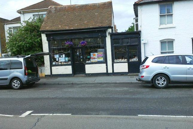 Thumbnail Retail premises for sale in Dover Road, Walmer, Deal