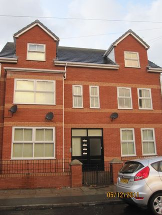 Thumbnail Flat to rent in Balfour Road, Liverpool