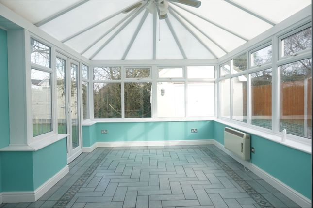 Conservatory of Spring Gardens, Maghull L31