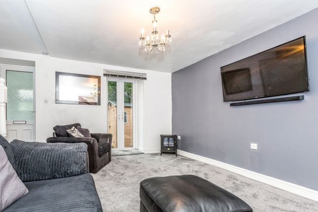 Thumbnail End terrace house for sale in Braich-Y-Cymer Road, Pontycymer, Bridgend