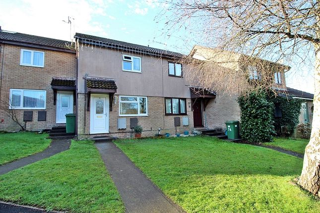 Thumbnail Terraced house for sale in The Hollies, Brynsadler, Pontyclun, Rhondda, Cynon, Taff.