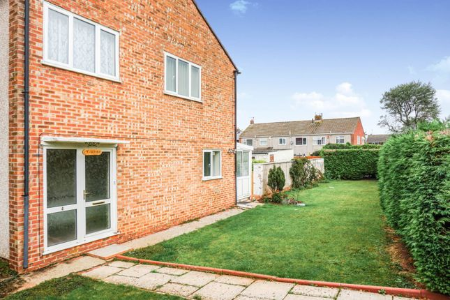 Front View of Apperley Close, Yate, Bristol BS37