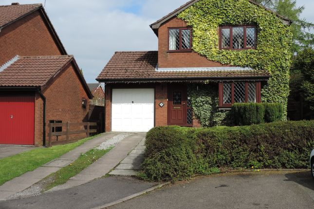 Thumbnail Detached house for sale in Holme Crescent, Royton, Oldham