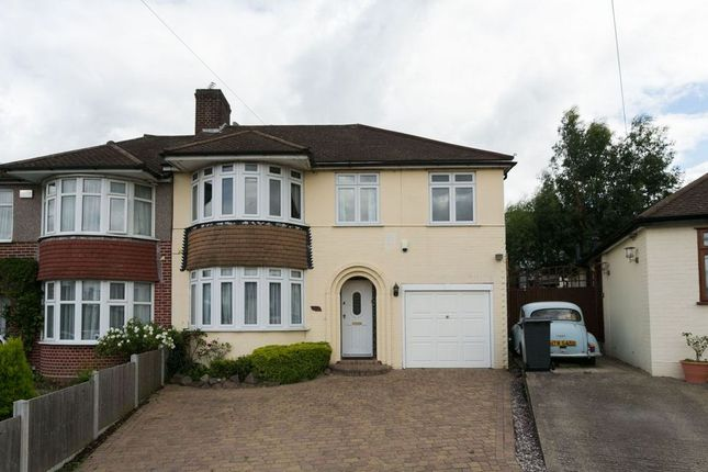 Thumbnail Semi-detached house for sale in Kings Head Hill, London