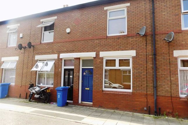 Thumbnail Terraced house for sale in Colborne Avenue, Stockport