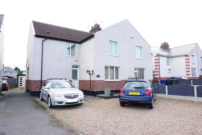 Thumbnail Semi-detached house for sale in Windmill Balk Lane, Woodlands, Doncaster