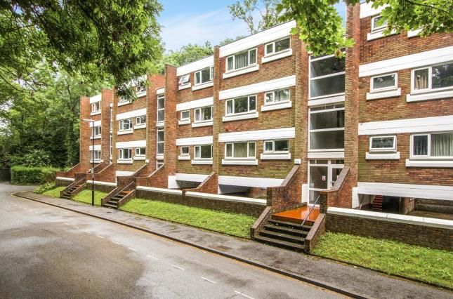 Thumbnail Flat for sale in Silverdale Road, Southampton, Hampshire