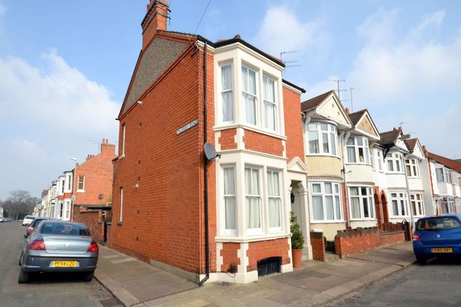 Thumbnail Flat to rent in King Edward Road, Abington, Northampton