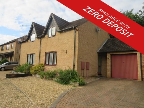 2 bed property to rent in Sentinel Road, West Hunsbury, Northampton NN4