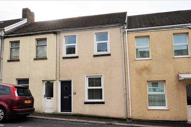 Thumbnail Terraced house for sale in High Street, Tumble, Tumble, Llanelli