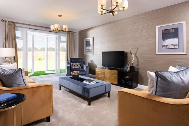 """4 bed detached house for sale in """"Winstone"""" at Bluntisham Road, Needingworth, St. Ives, Huntingdon PE27"""