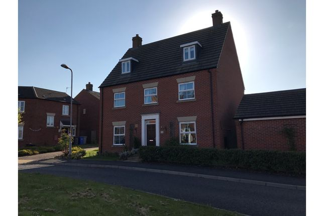 Thumbnail Detached house to rent in Ironwood Avenue, Kettering