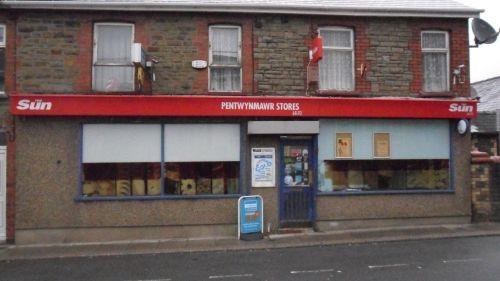 Thumbnail Retail premises for sale in Caerffili, Newport