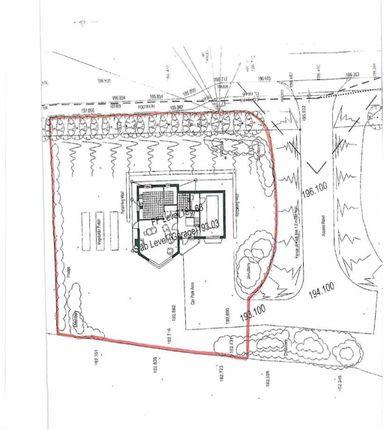 Thumbnail Land for sale in Building Plot, Dyfnant Terrace, Van Road, Llanidloes, Powys
