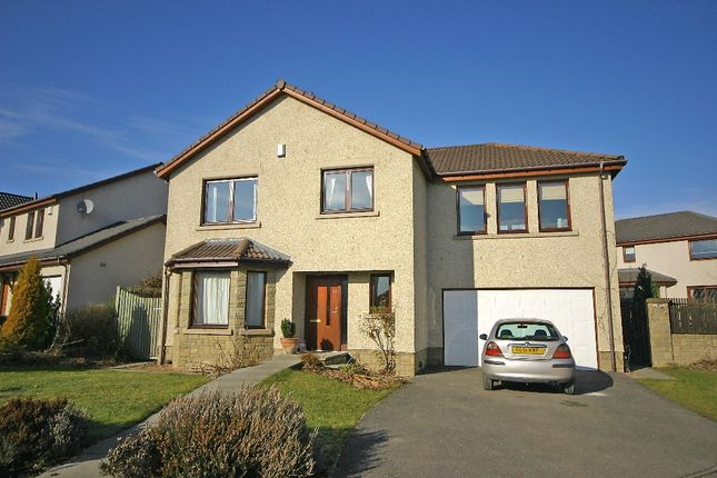 Thumbnail Detached house for sale in 59 Inchbrakie Drive, Crieff