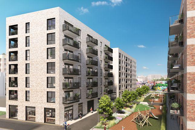 Thumbnail Flat for sale in Wyke Road, Hackney Wick