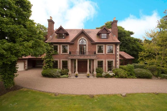 Thumbnail Detached house for sale in 7, Cultra Park, Holywood