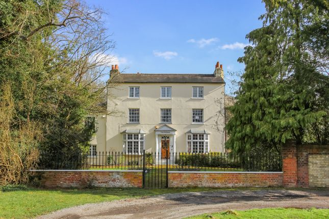 Thumbnail Detached house for sale in Totteridge Green, London