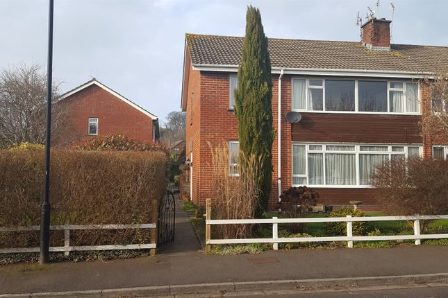 Thumbnail Flat for sale in Westover Close, Westbury On Trym, Bristol