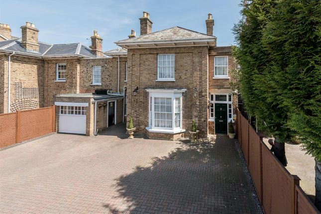 Thumbnail Property for sale in Wellington Road, Taunton