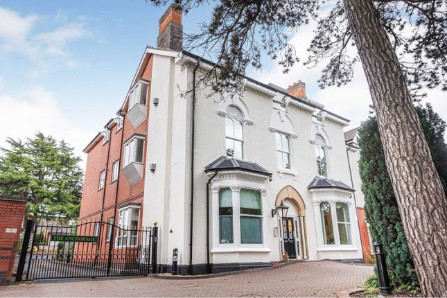 Thumbnail Flat for sale in 15 Anchorage Road, Sutton Coldfield