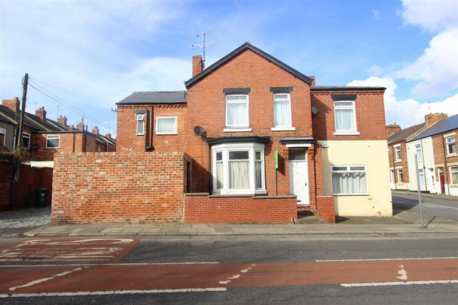 Thumbnail Terraced house to rent in Northcote Terrace, Darlington