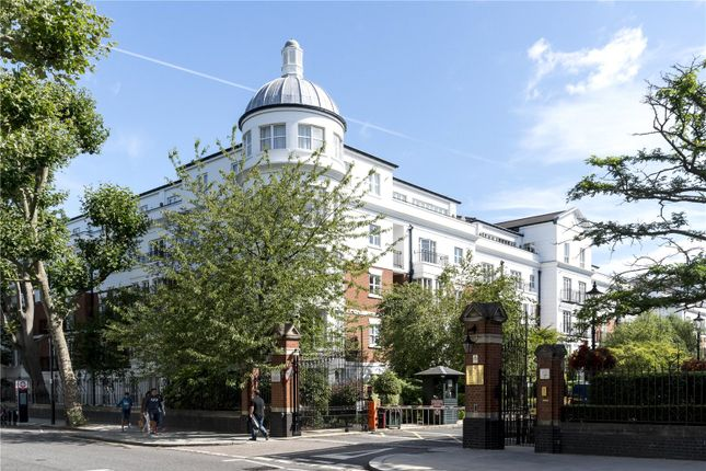 Thumbnail Flat for sale in Sandalwood Mansions, Stone Hall Gardens, London