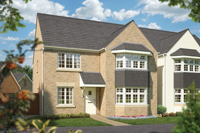 """Thumbnail Detached house for sale in """"The Barrington"""" at Townsend Road, Shrivenham, Swindon"""