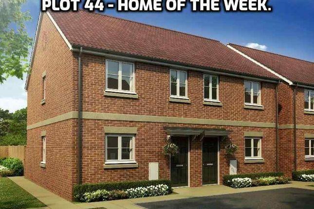 Thumbnail Terraced house for sale in Main Road, Barleythorpe, Oakham