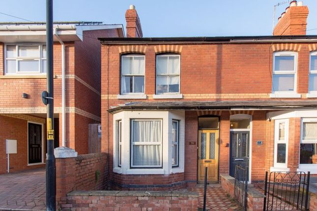 Thumbnail Terraced house to rent in Breinton Road, Hereford