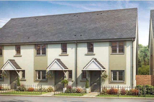 Thumbnail Terraced house for sale in Cornwood Chase, Ivybridge, Devon
