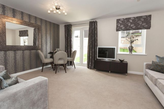 "Thumbnail Semi-detached house for sale in ""Helmsdale"" at Merchiston Oval, Brookfield, Johnstone"