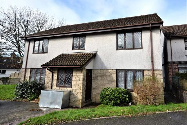 Thumbnail Flat for sale in Porthmellon Gardens, Callington, Cornwall