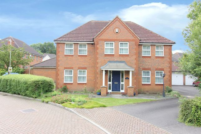 Thumbnail Detached house for sale in Waltham Close, Willesborough Lees, Ashford