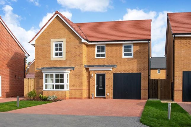 "Thumbnail Detached house for sale in ""Haltwhistle"" at Aqua Drive, Hampton Water"