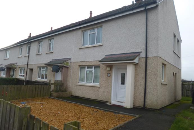 Thumbnail End terrace house to rent in 99 Craignethan Crescent, Netherburn Larkhall