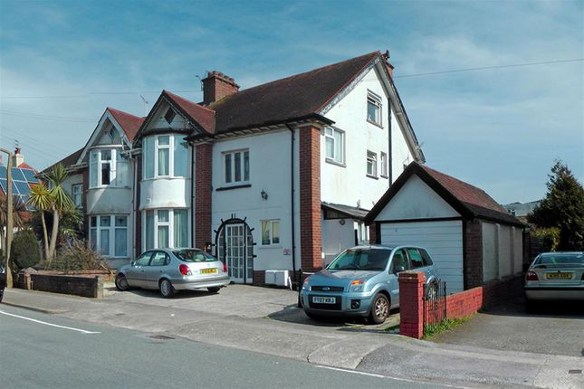 Thumbnail Flat for sale in Morin Road, Paignton