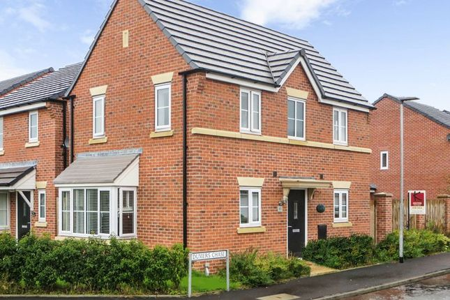 3 bed detached house for sale in Dumers Chase, Radcliffe, Manchester