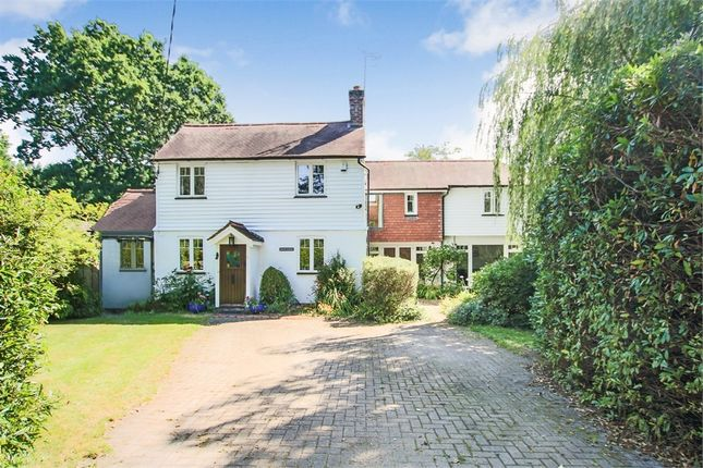 Thumbnail Detached house for sale in Lingfield Common Road, Lingfield, Surrey