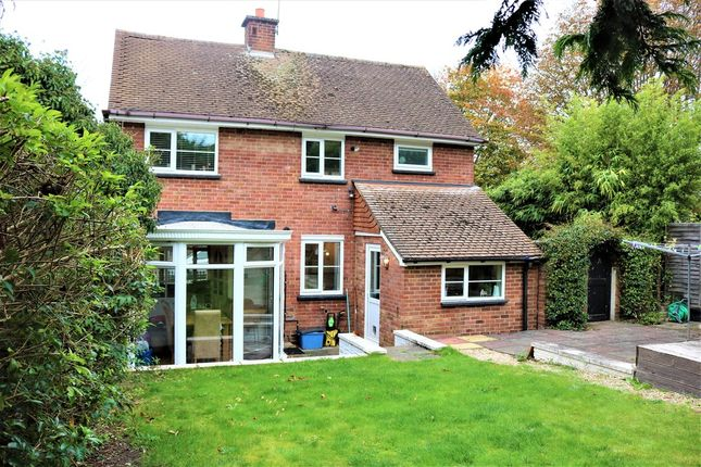 Thumbnail Detached house for sale in Garland Road, Ware