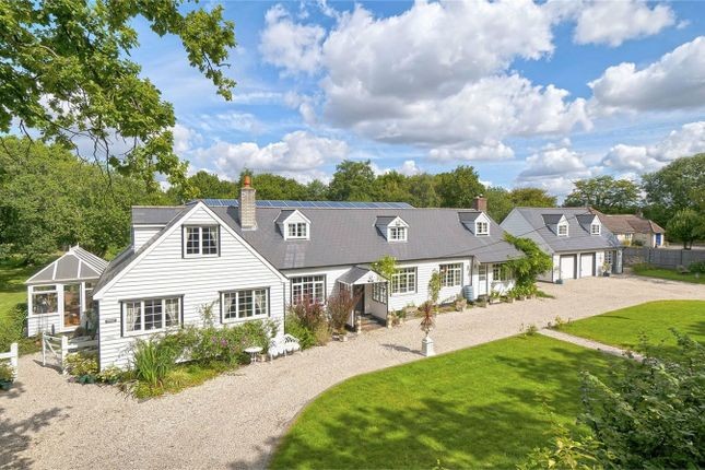 Thumbnail Detached house for sale in Horseshoe Farm, Ruckinge, Kent