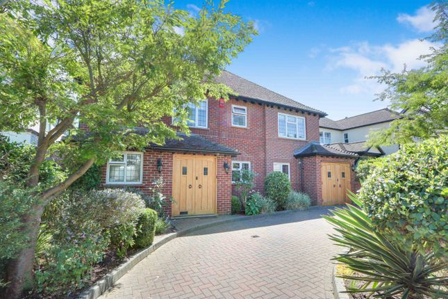 Thumbnail Detached house for sale in Warren Road, Leigh On Sea, Essex